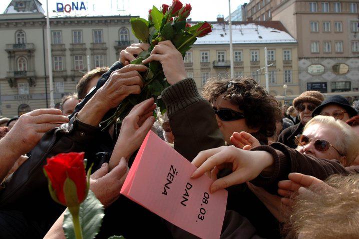 Direktiva EK-a na koju poziva Europski krovni sindikat prije svega ide za poticanjem ravnopravnosti spolova  / snimio N. REBERŠAK