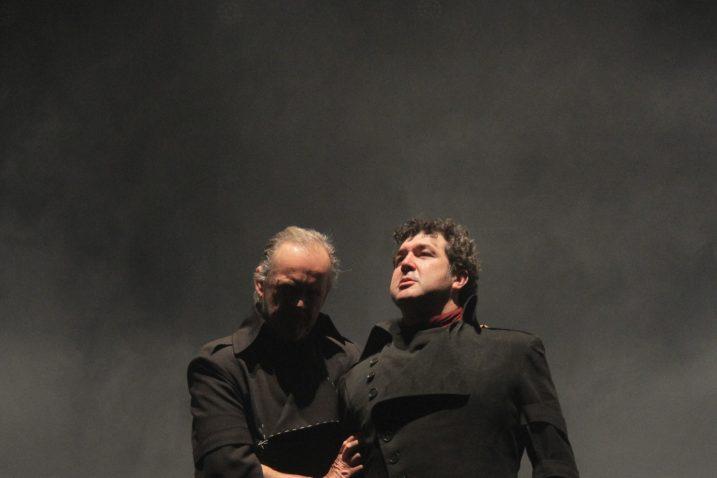 Nominirana opera »Otello«  i Giorgio Surian / Snimio Sergej DRECHSLER