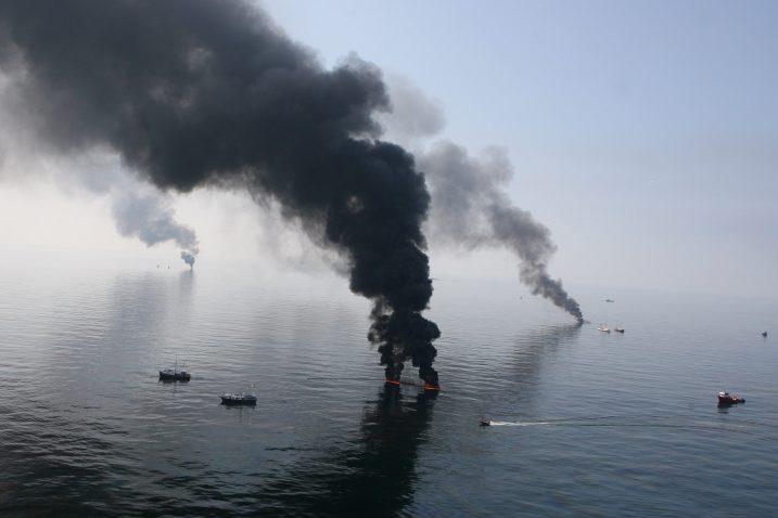 Tragedija Deep Water Horizona iz 2010. godine / Foto Reuters