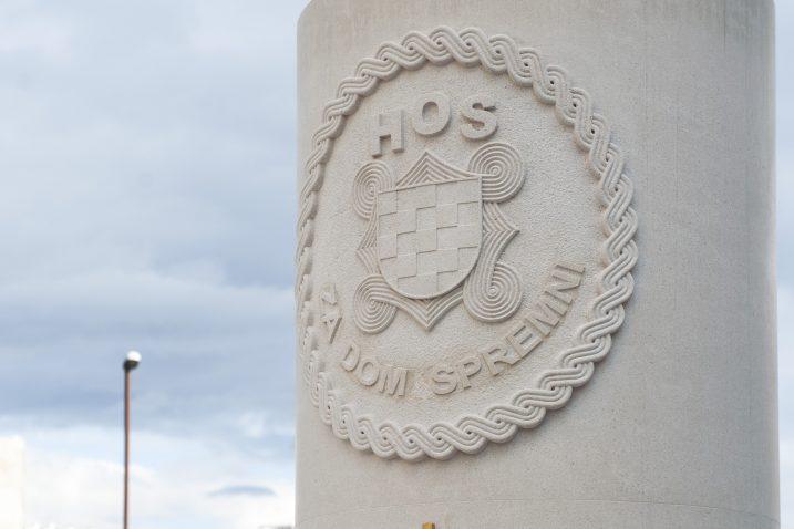 Novi Natpis Prelio Casu Vlada Krece U Uklanjanje Spomenika