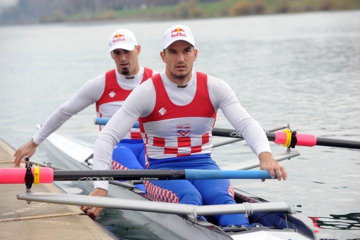 Martin i Valent Sinković / snimio D. Kovačević