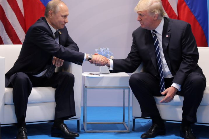 Vladimir Putin i Donald Trump / Foto: REUTERS