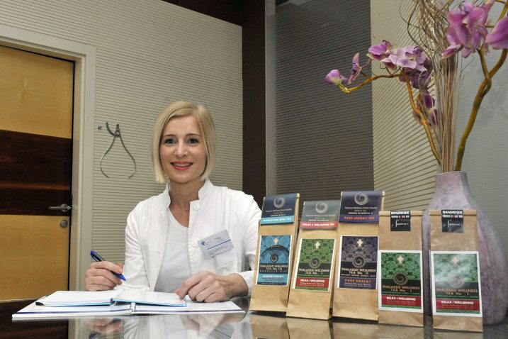 Nutricionistica Neda Jokić, snimio Silvano Ježina