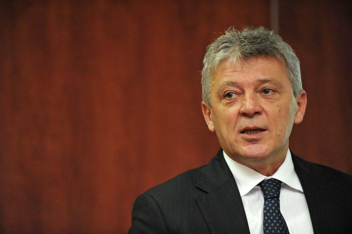 Turudić je rekao kako ispada da je njegov krimen to što je najavio da će voditi predmet kako propisuje zakon / Snimio Sergej DRECHSLER