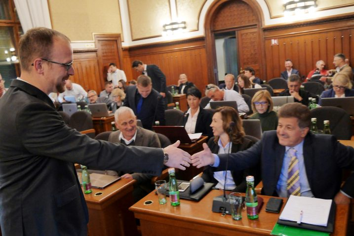 Robert Kurelić i Ivo Dujmić, Foto: M. ANIČIĆ