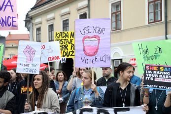 Platforma za reproduktivnu pravdu / Foto Edina Zuko/PIXSELL