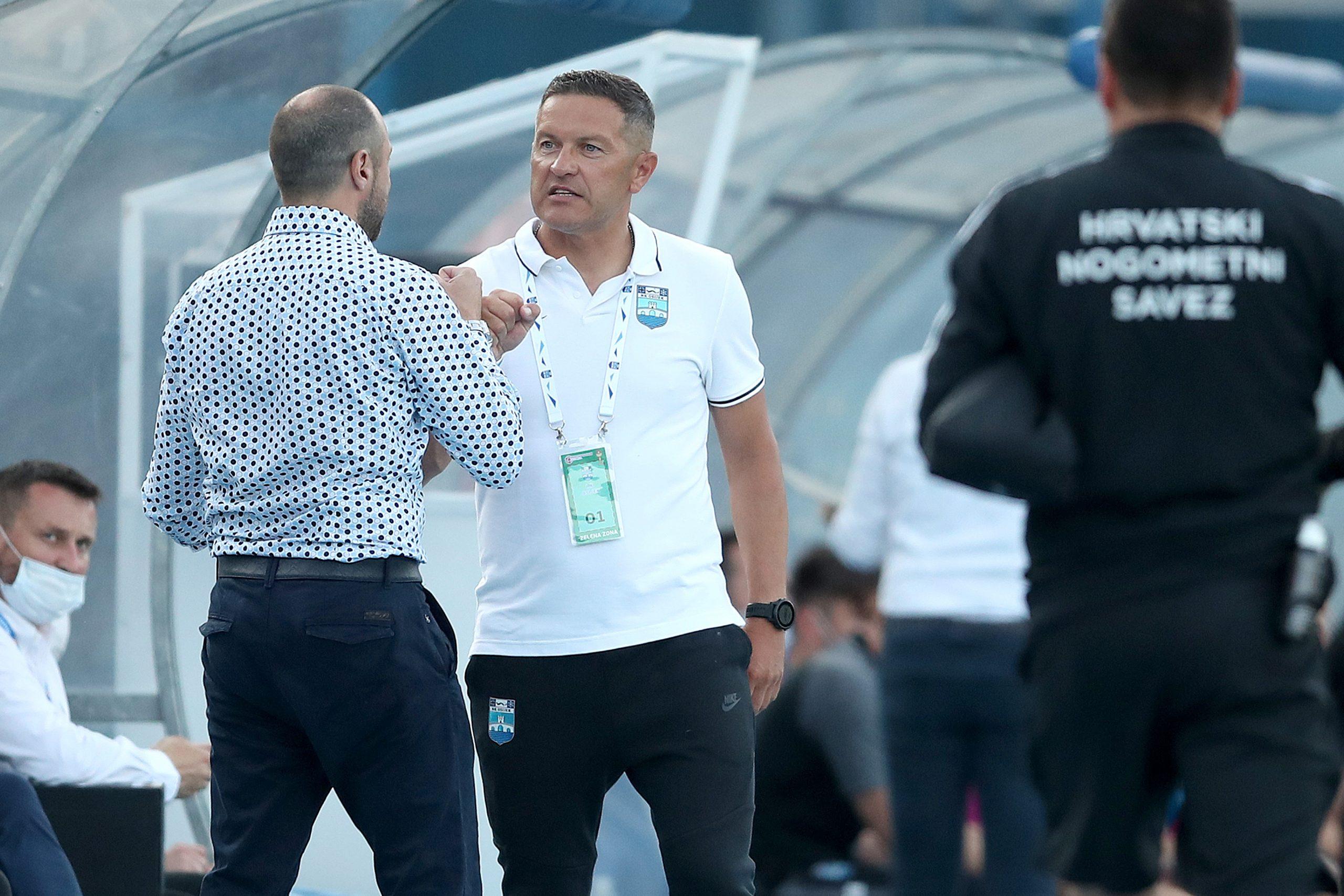 Igor Jovićević i Ivica Kulešević/Foto PIXSELL
