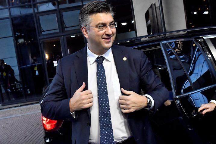Andrej Plenković, Foto: REUTERS