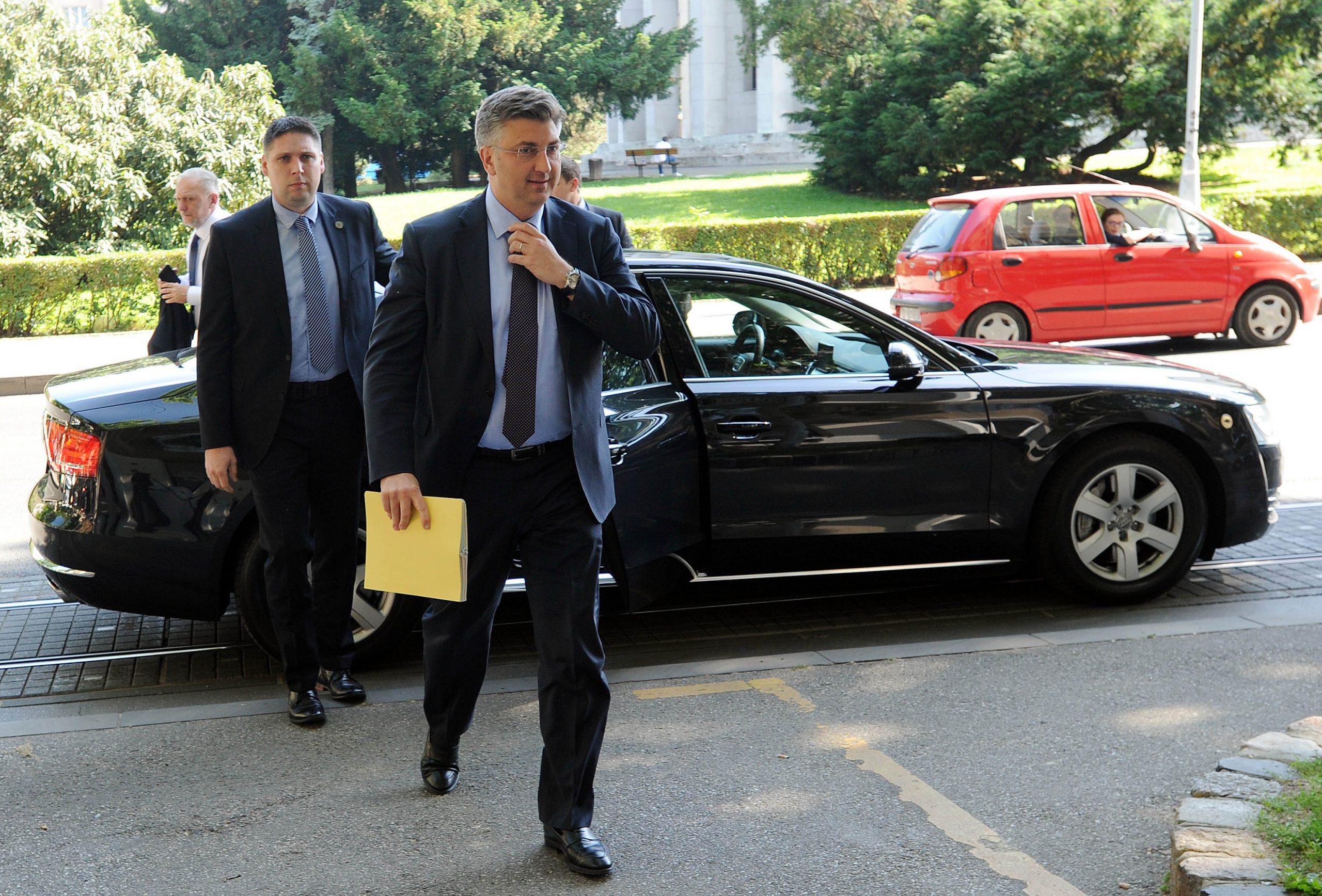Andrej Plenković, Foto: D. KOVAČEVIĆ