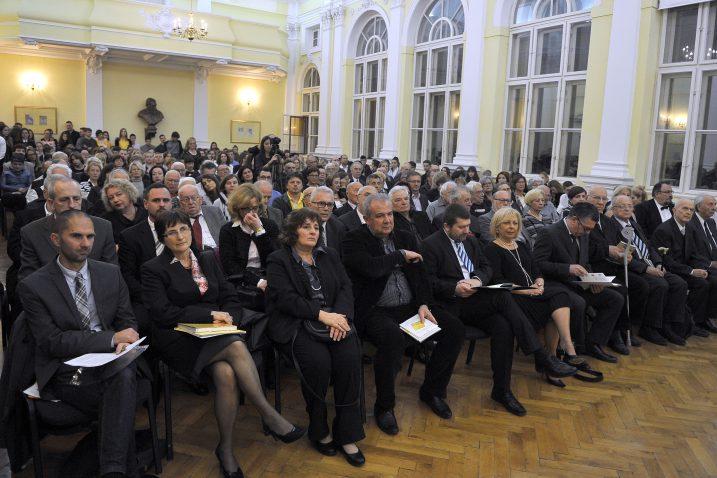 Svečanom akademijom okončana proslava 390. obljetnice Prve sušačke hrvatske gimnazije / foto   R. BRMALJ