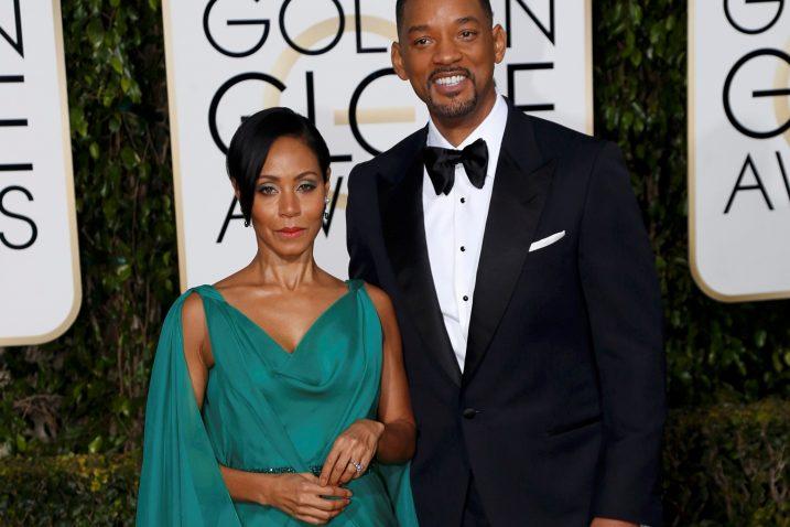 Will Smith i Jada Pinkett-Smith / Reuters