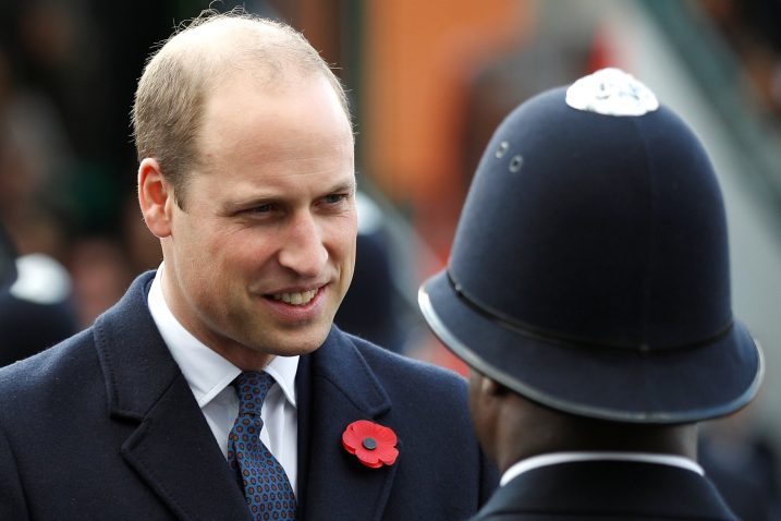 Princ William, Foto: REUTERS