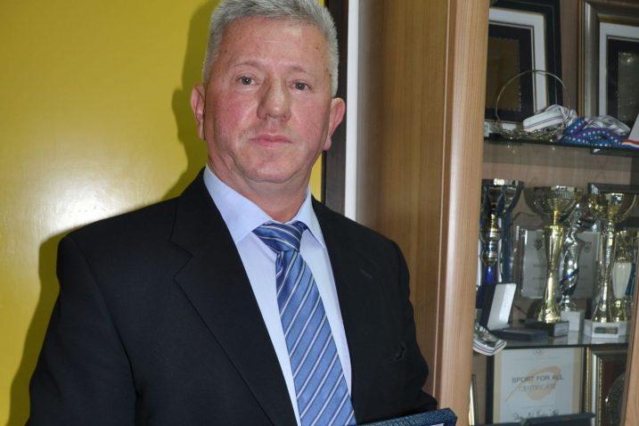 Profesor Mladen Pokrajčić dobio je  nagradu za životno djelo / Foto Mladen TRINAJSTIĆ