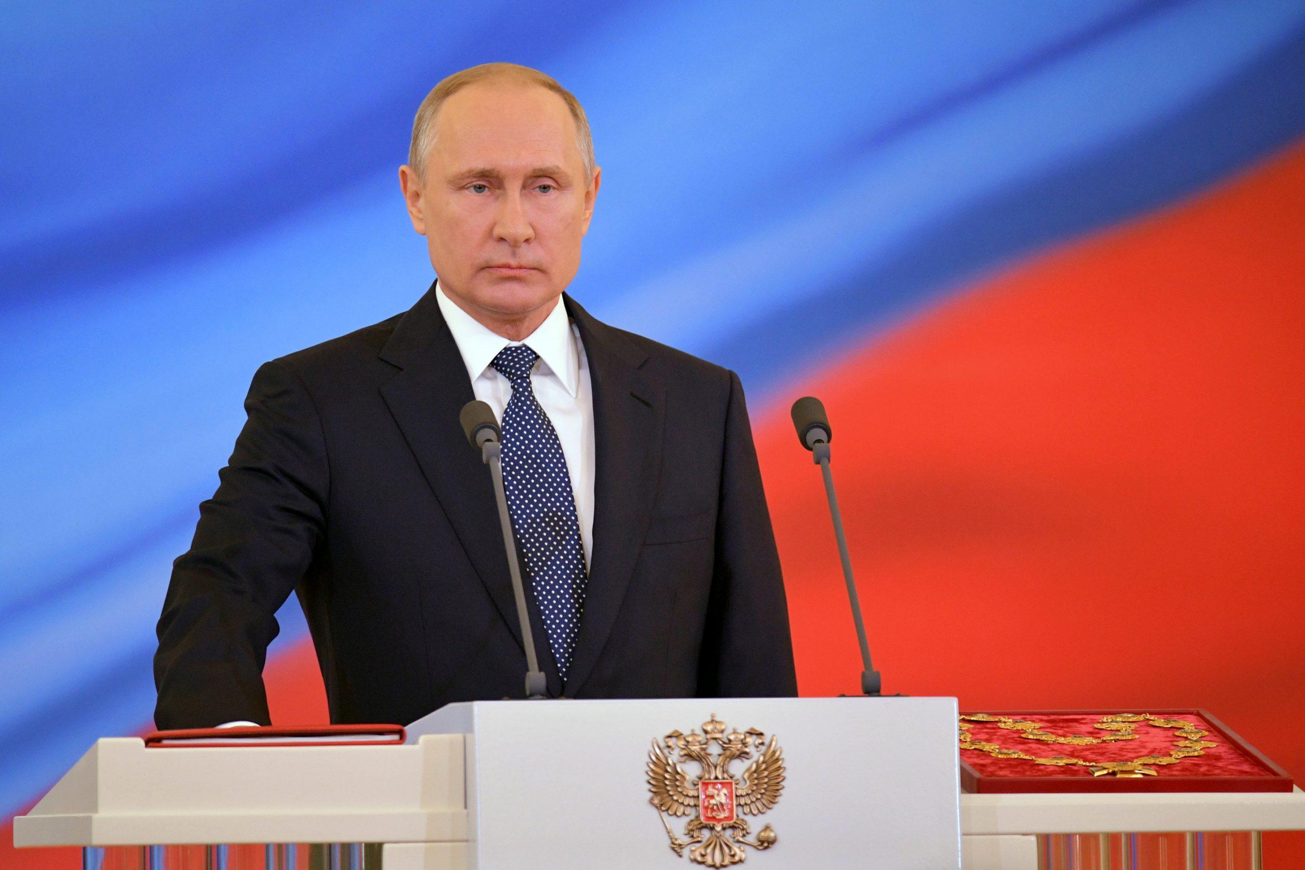 Vladimir Putin / Foto: REUTERS