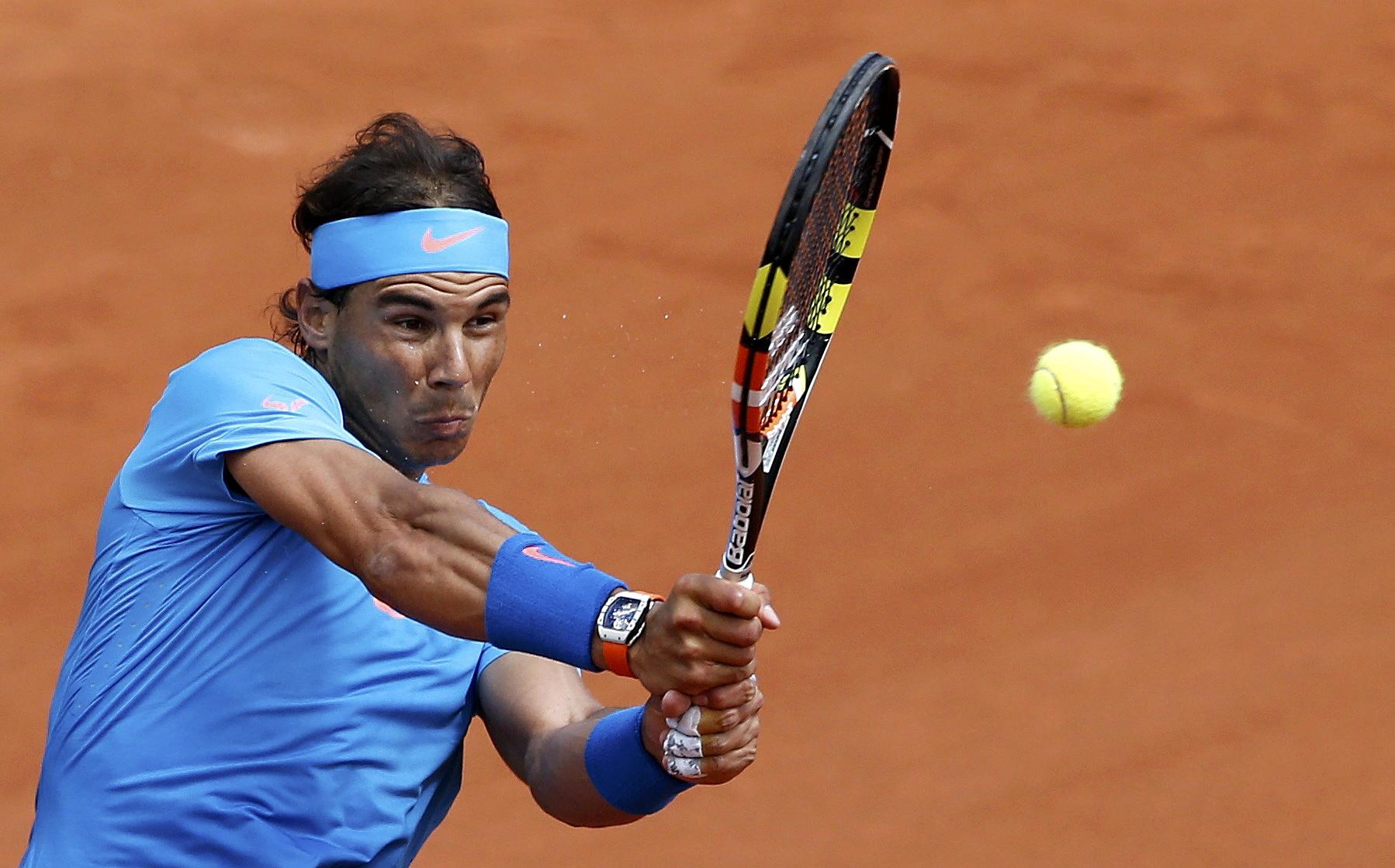 Rafael Nadal / Foto Reuters