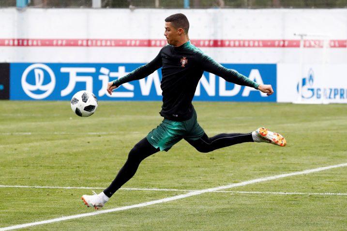Cristiano Ronaldo / Foto: REUTERS