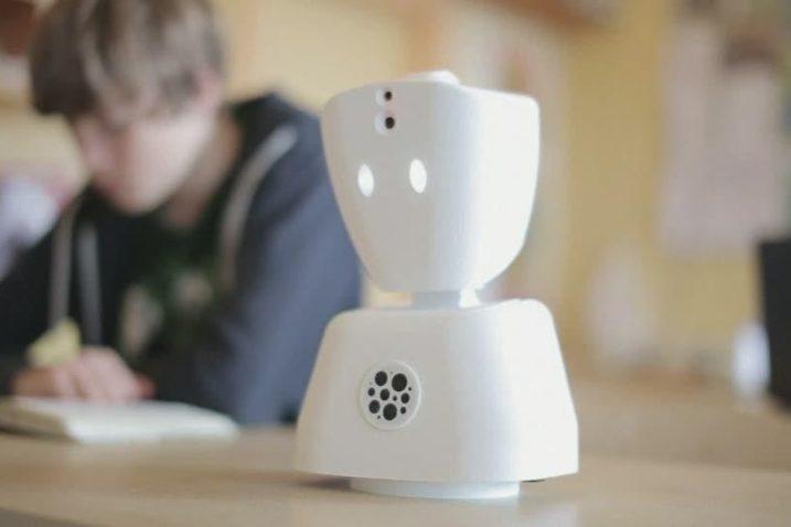 Škole mogu unajmiti robota ili ga kupiti za oko 2,5 tisuća eura / Reuters