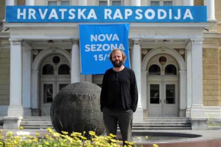 Oduševljen sam atmosferom u riječkom kazalištu i kazališnim radionicama – Sebastijan Horvat / Foto  V.KARUZA