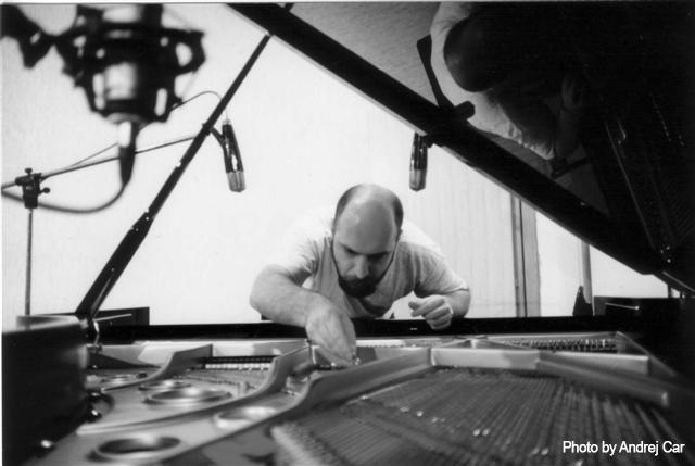 Zoran Šćekić u glazbu je unio matematiku / Snimio Andrej Car