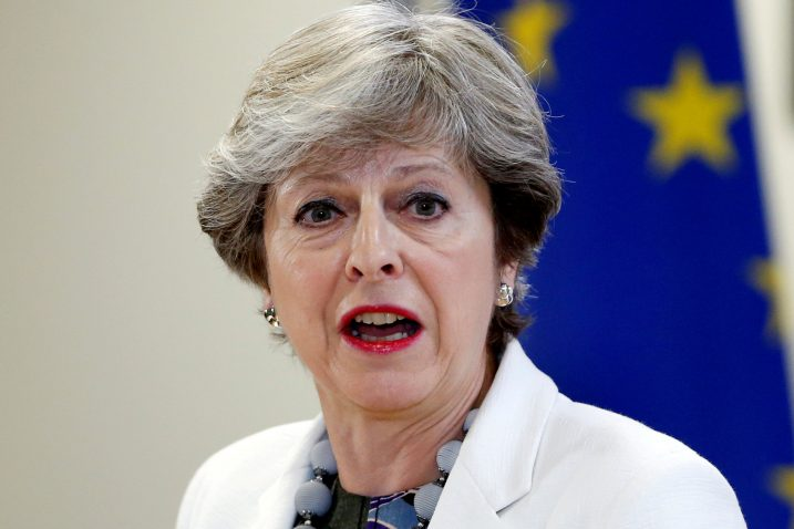 Theresa May, Foto: REUTERS