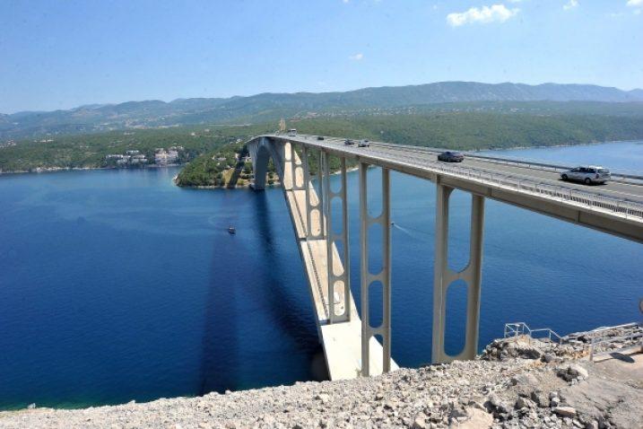 Most je bio i ostao graditeljsko čudo našeg doba. Snimio Sergej DRECHSLER