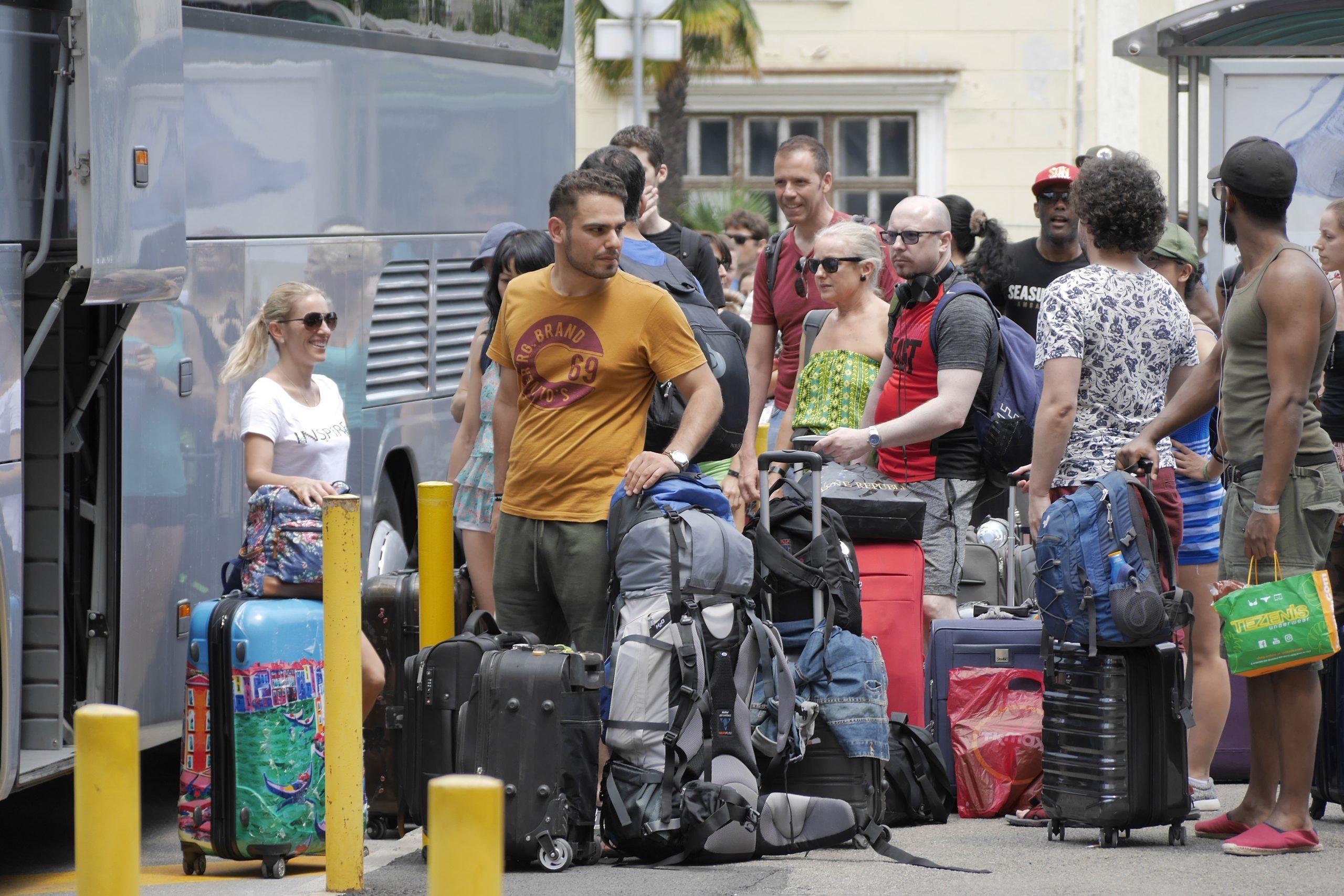 Turisti će od sljedeće godine plaćati veću pristojbu za boravak u Hrvatskoj? / Snimio Marin ANIČIĆ
