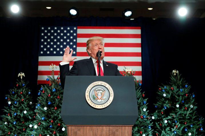 Donald Trump, Foto: REUTERS