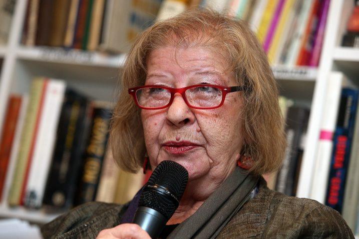 Jasenka Pregrad, Foto: Goran Stanzl/PIXSELL