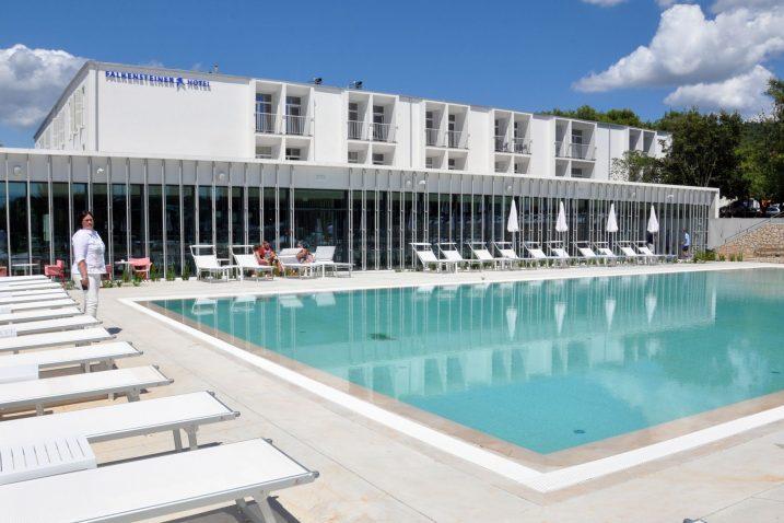 Obnovljeni Hotel Park u Puntu / Snimio Mladen TRINAJSTIĆ