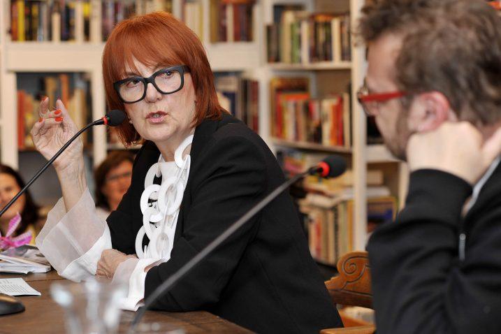 Vedrana Rudan, Foto: D. ŠKOMRLJ