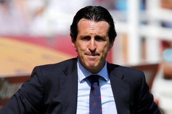 Unai Emery / REUTERS