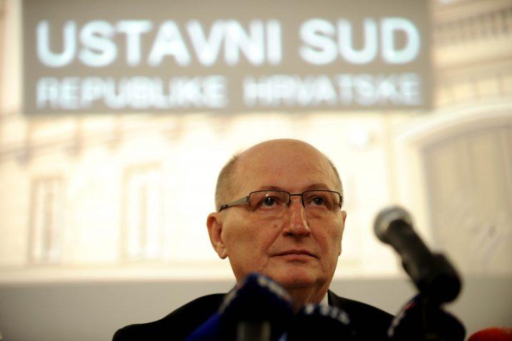 Miroslav Šeparović / Foto: D. KOVAČEVIĆ