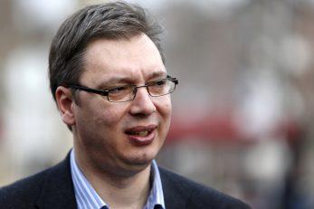 Aleksandar Vučić / Foto Reuters
