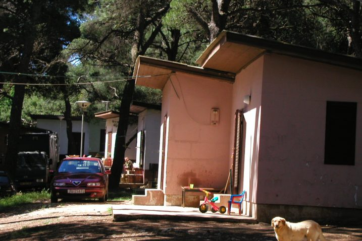 Kamp Valovine