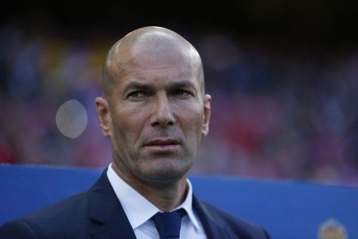 Zinedine Zidane/Foto: Reuters