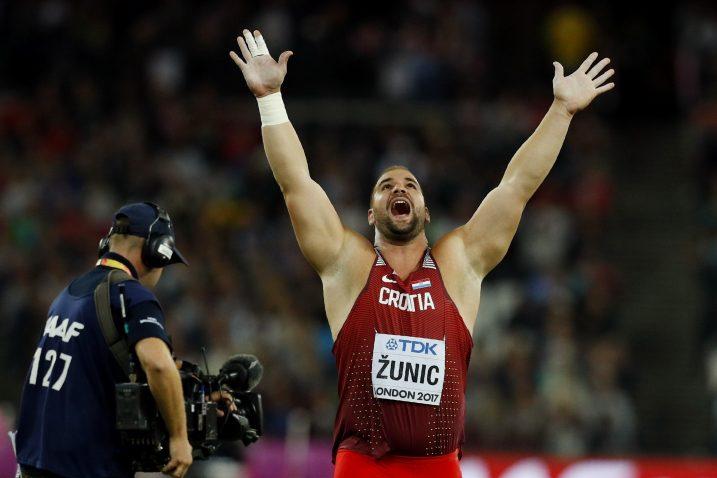 Stipe Žunić, Foto: REUTERS