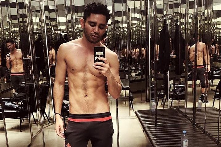 Isaac Calpito/Instagram