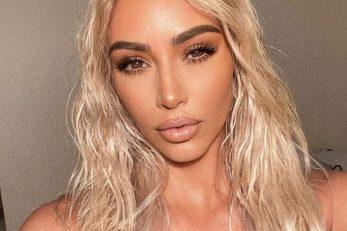 Kim Kardashian/Instagram