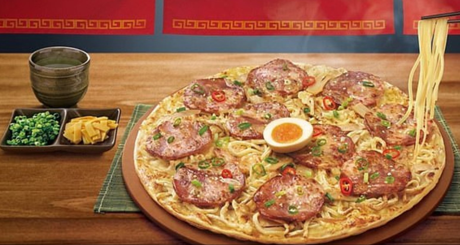 Foto Pizza hut Taiwan