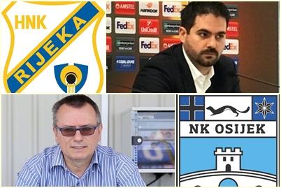 Marko Babić i Mario Mihić, bivši suradnici Novoga lista