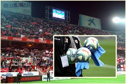 Na Sanchez Pizjuanu večeras neće biti publike/Foto Arhiva NL/Foto REUTERS