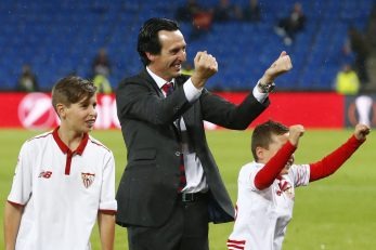 Unai Emery/Foto REUTERS