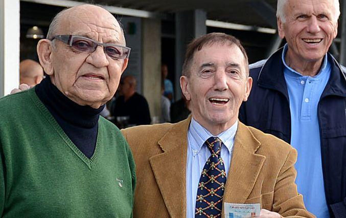 Mile Tomljenović i Enzo Zadel snimljeni prije pet godina na Rujevici/Foto Arhiva NL