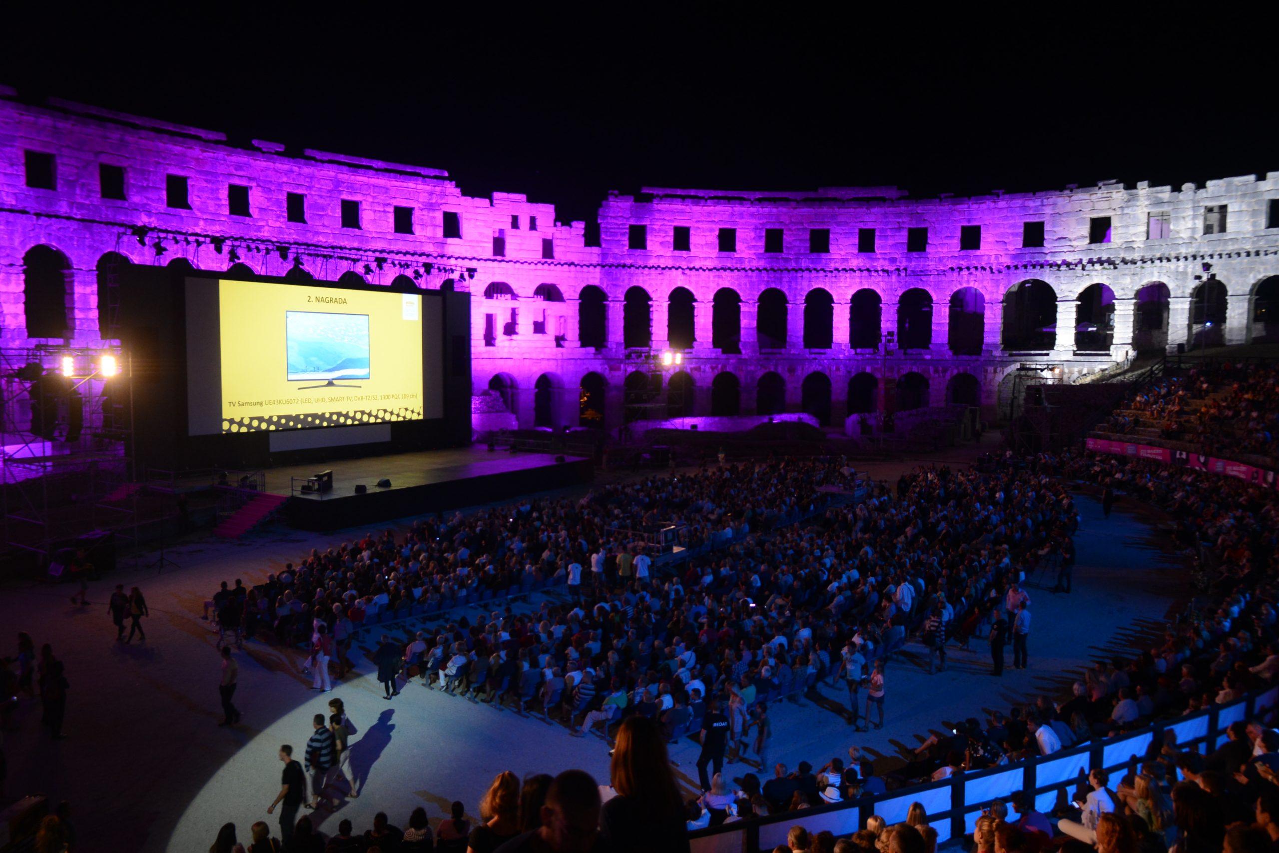 Pulski filmski festival / Foto: Glas Istre