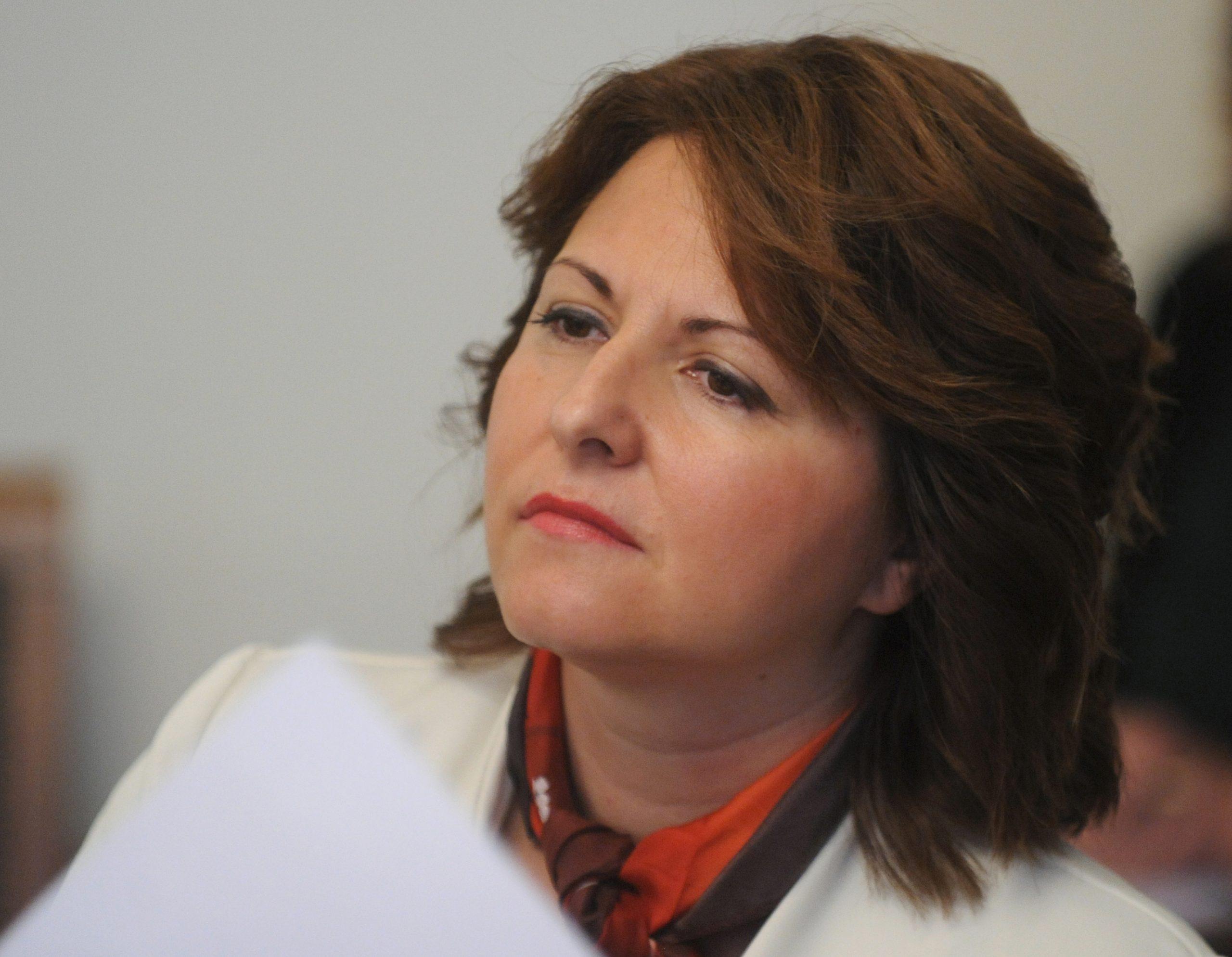 Sanja Udović / Snimio Darko JELINEK