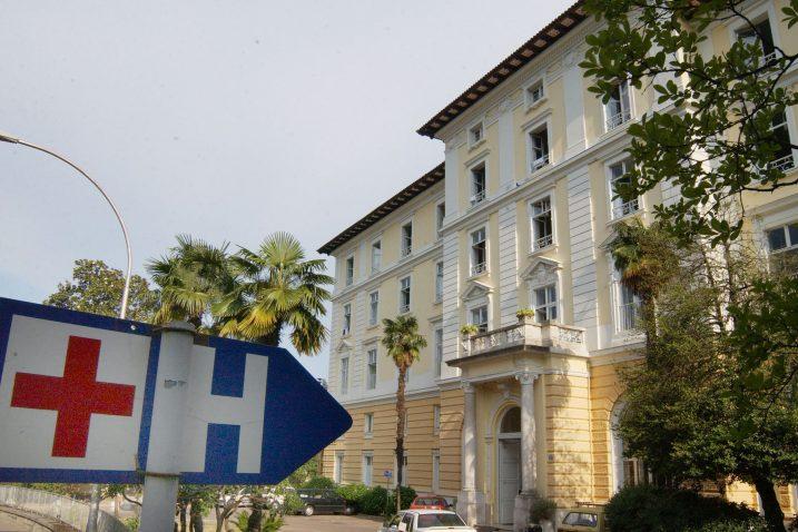 Klinika za ortopediju u Lovranu / NL arhiva
