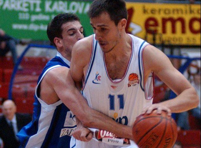 Andrej Štimac i Siniša Štemberger, 2005. godina/Foto D. JELINEK