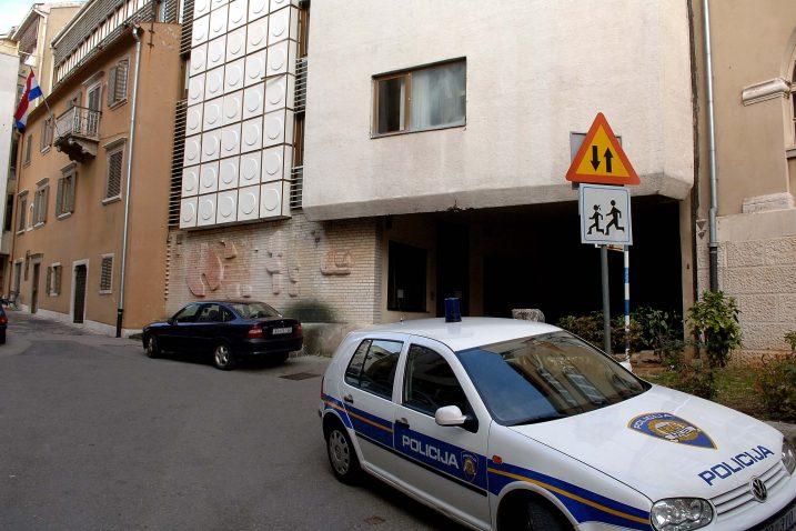 1. Policijska postaja Rijeka / Snimio Damir ŠKOMRLJ