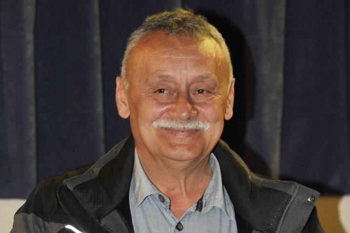 Vjeko Matetić, trener Jakovara/Foto Arhiva NL