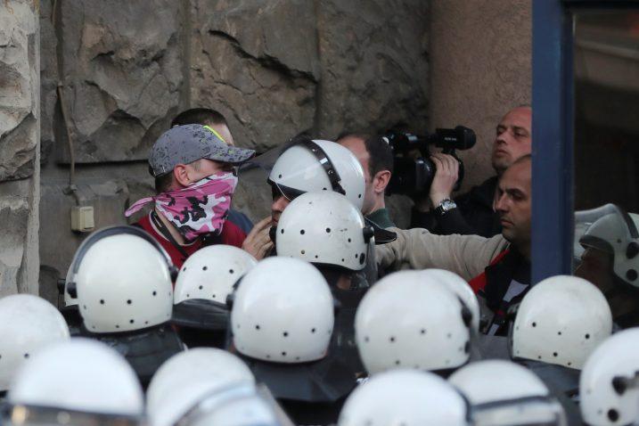 Ilustracija - prosvjed / Reuters